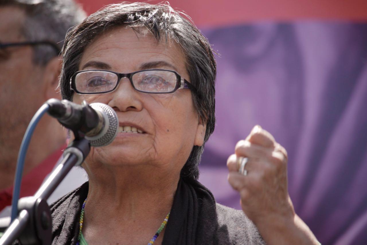 Francisca Rodríguez (Pancha) - Jornada Continental Montevideo